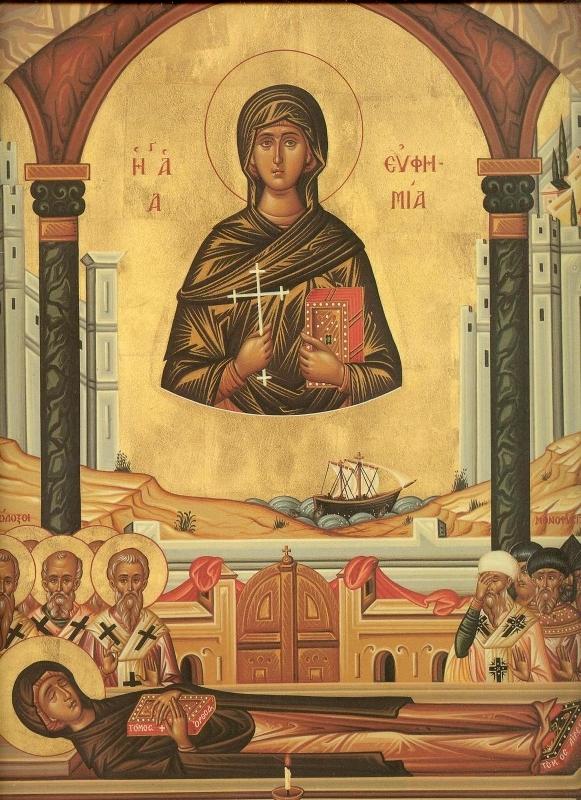 eufemia Всемирното Православие - Православен Календар