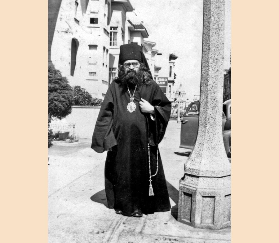 тушку вытрите фотография архиепископа иоанна шаховского саду